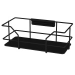 SHOWER SHELF BLACK LM 590