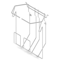 TRASH BAG RACK WHITE LM 87