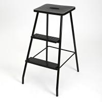 STEP STOOL BLACK/BLACK LM 182