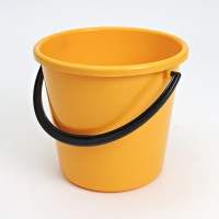 BUCKET 10 L YELLOW LM 472