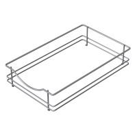 RAIL BOX FRAME SILVER 312x504x110