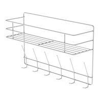 RACK BASKET WHITE LM 115