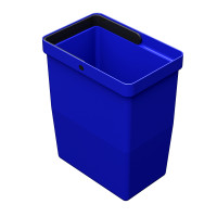 WASTE BIN 8 L BLUE LM 530