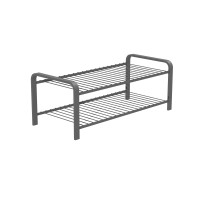 SHOE RACK SILVER 670 MM LM 391