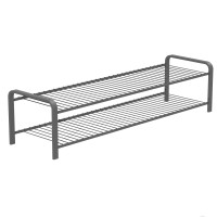 SHOE RACK SILVER 1070 MM LM 393