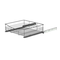 SOFT CLOSING BASKET ANTHRACITE 537x440x140 (cabinet 566-570) LM 764