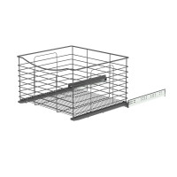SOFT CLOSING BASKET ANTHRACITE 537x440x300 (cabinet 566-570) LM 765