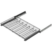 SOFT CLOSING TROUSER RACK ANTHRACITE (cabinet 766-770) LM 838