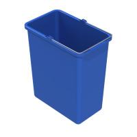 BIO WASTE BIN 10 L BLUE LM 518