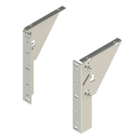 ADJUSTABLE SUPPORT FOR DOOR LM 702