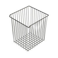 LAUNDRY BASKET ANTHRACITE LM 680