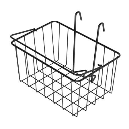 BICYCLE BASKET BLACK LM 141