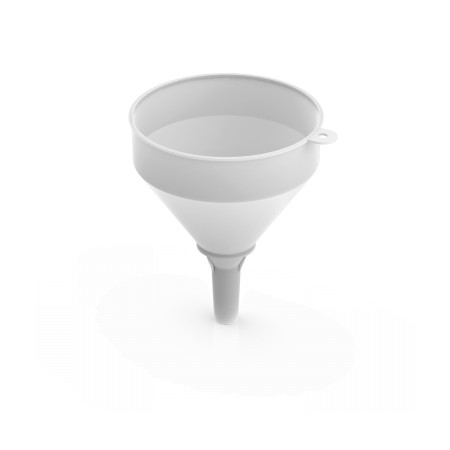 FUNNEL 120 MM NATURAL WHITE LM 535