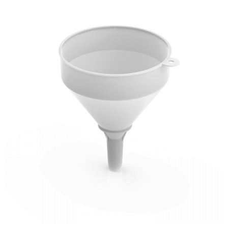 FUNNEL 160 MM NATURAL WHITE LM 536