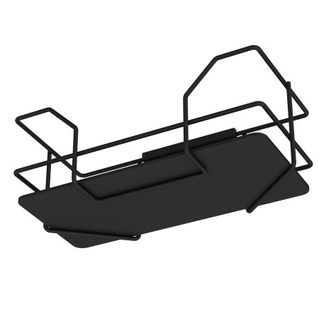 SHOWER SHELF BLACK LM 590