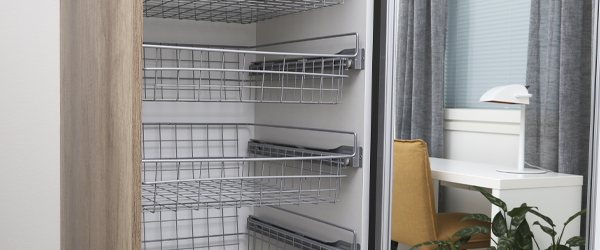 Why choose a wire basket
