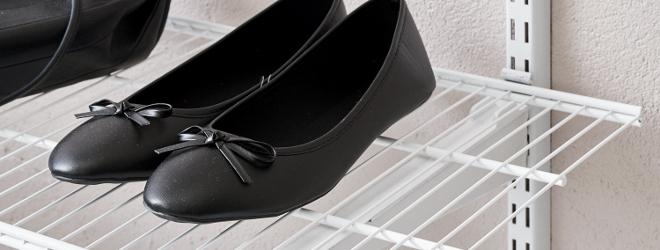 Kuinka säilyttää kengät helposti ja tyylikkäästi?