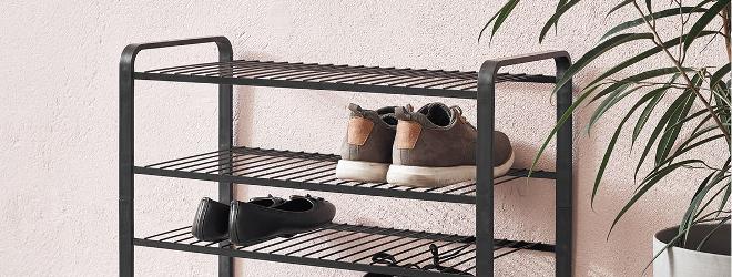 Kenkien tehokas säilytys ja eteisen säilytysvinkit